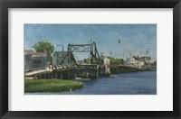 Framed Manasquan Bridge