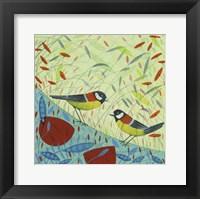 Framed Bird Design
