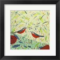 Framed Nuthatches