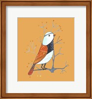 Framed Bird Design 3
