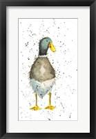 Framed Duck 2