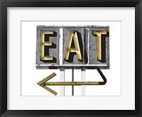 Framed Eat
