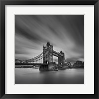 Framed Tower Bridge 1 Mid