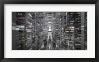 Framed La Ciudad De Los Libros