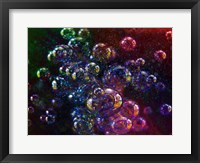 Framed Hot Bubbles