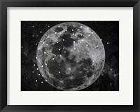 Framed Sacred Moon