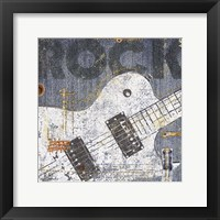 Framed Rock Concert II