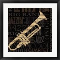 Framed Jazz Improv I