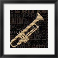 Framed Jazz Improv I