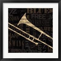Framed Jazz Improv IV