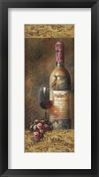 Framed Wine Collection II