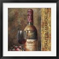 Framed Wine Collection V