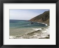 Framed California Vista Stop