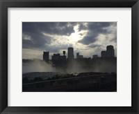 Framed Niagara Mist
