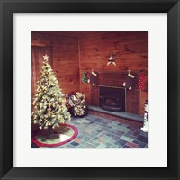 Framed Country Christmas