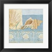 Framed Ocean I