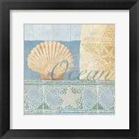Framed Ocean II