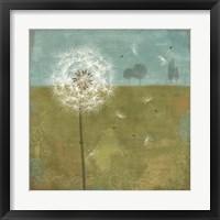 Framed Soft Breeze III