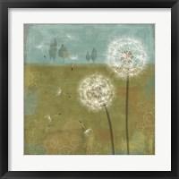 Framed Soft Breeze IV