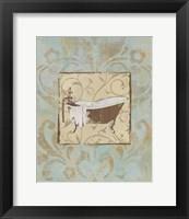 Framed Bathtub Parfum II