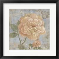 Framed Vintage Fragrance II
