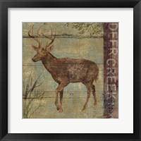 Framed Northern Wildlife I