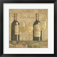 Framed Vineyard Flavor I