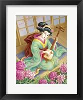 Framed Geisha