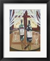 Framed Wine for Two