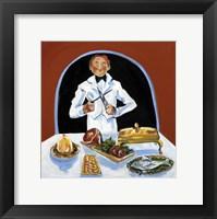 Framed Garcon Buffet