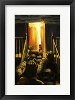 Framed Devil's Stairway