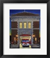 Framed Engine Company 10