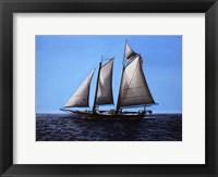 Framed Sailing