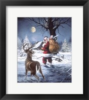 Framed Santas Secret