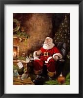 Framed Santas Treats