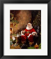 Framed Santas Treats
