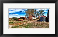 Framed Family Farmstead
