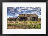 Framed Farm Shed