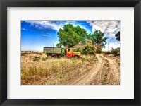Framed Farm Transportation