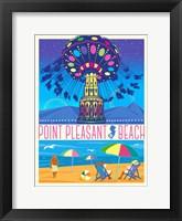Framed Point Pleasant Beach