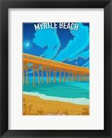 Framed Myrtle Beach