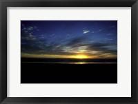 Framed Gold Coast Sunrise 2