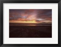 Framed Gold Coast Sunrise