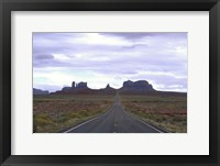 Framed Monument Valley 1