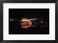 Framed Night Epcot Kodak