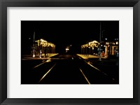 Framed Night Melrose