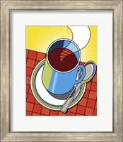 Framed Diner Coffee