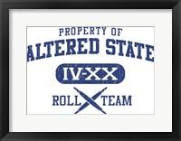 Framed Altered State Roll