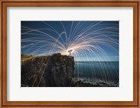 Framed Last Spin