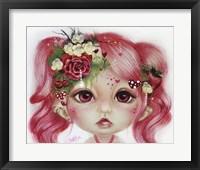 Framed Rosie Valentine - MunchkinZ Elf